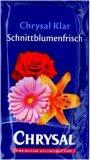 Schnittblumenfrisch ein Tütchen 10gr Chrysal Blumenfrisch